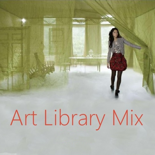 The Art Library Mix