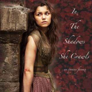 In The Shadows She Crawls - An Eponine Thenardier fanmix