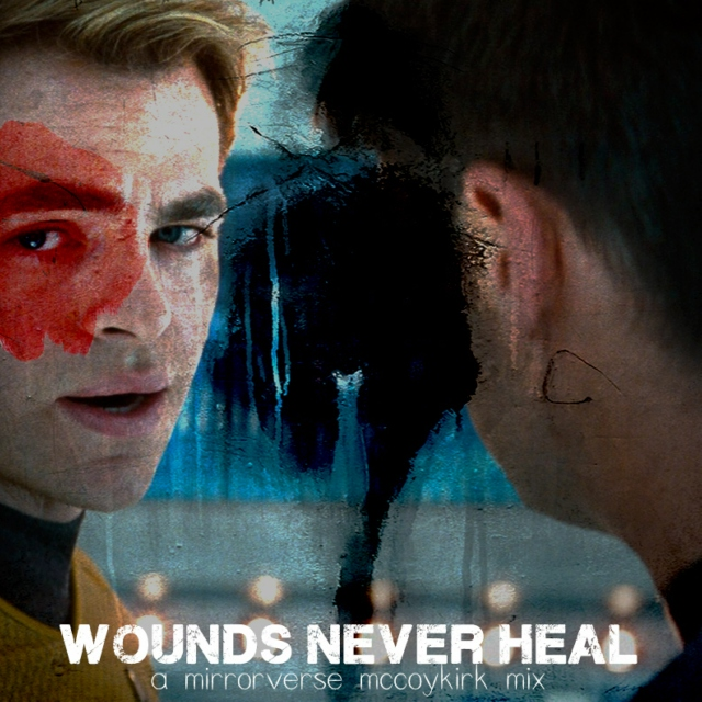 Wounds Never Heal
