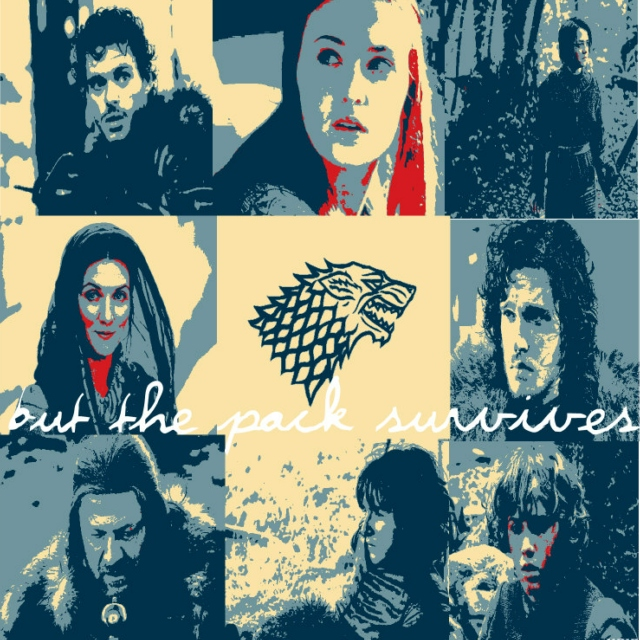 But The Pack Survives
