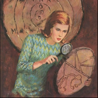 nancy drew; i need a hint!