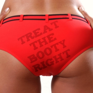 TREAT THE BOOTY RIGHT