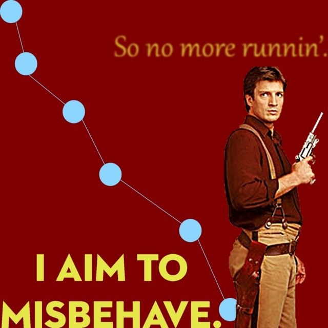 I Aim To Misbehave