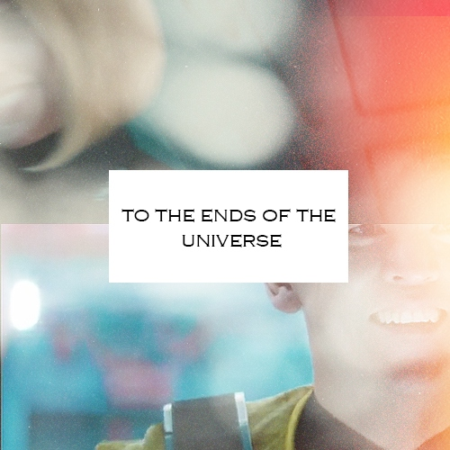 To the ends of the universe