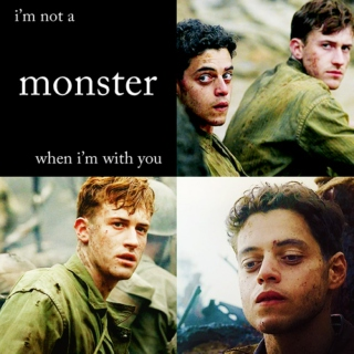i'm not a monster when i'm with you
