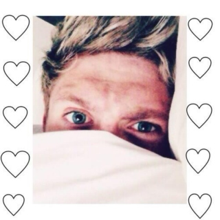 ♡falling asleep with niall♡