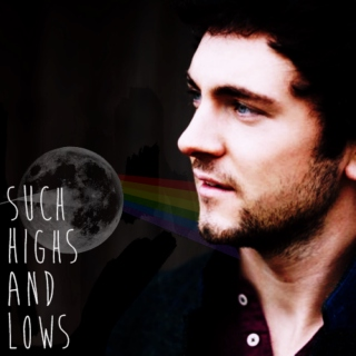 such highs and lows {a grantaire mix}