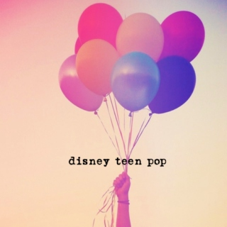 Disney Teen Pop