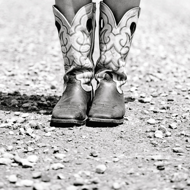 Country in his roots, dust on his boots