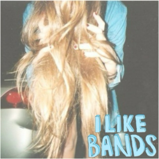 i just like bands (ノ◕ヮ◕)ノ*:・゚✧