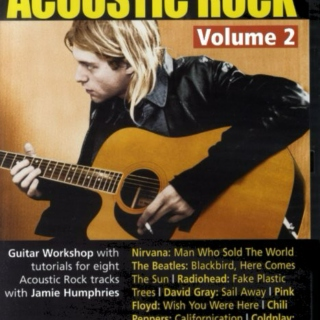 Greatest Acoustic Rock Moments V3