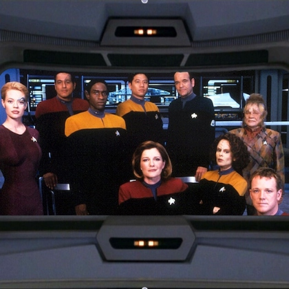 For the Voyager Crew