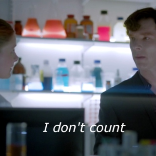 I Don't Count
