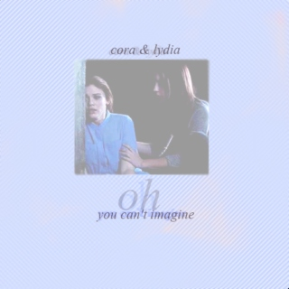 oh, you can't imagine