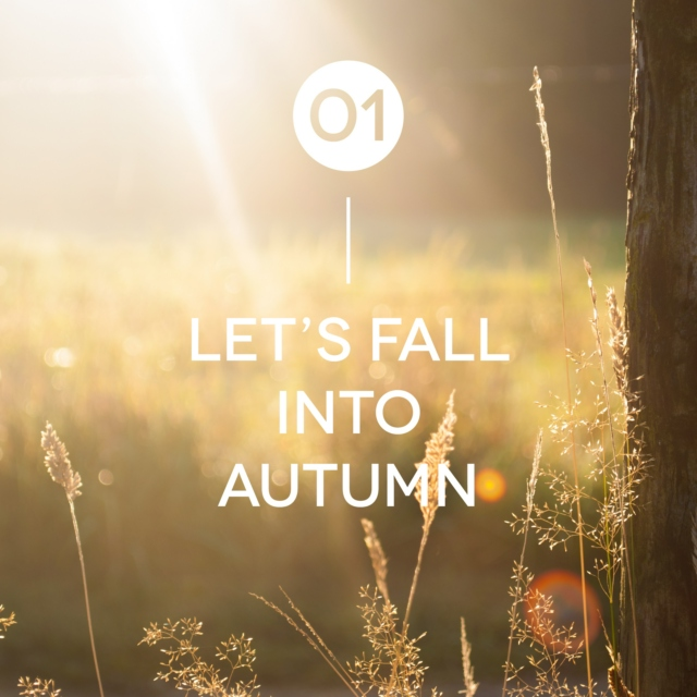01 - Let's Fall into Autumn | September 2013