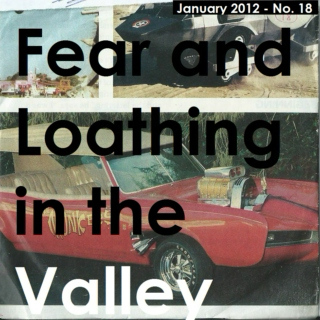Fear and Loathing in the Valley (January 2012)