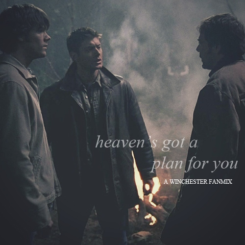 Heaven's got a plan for you