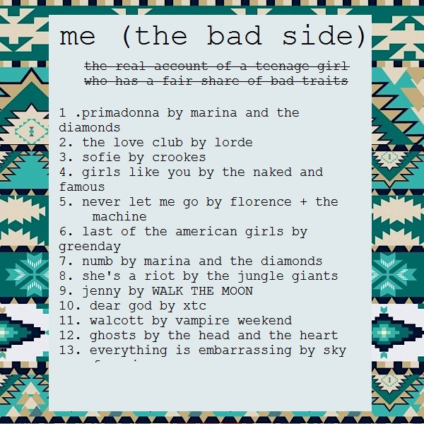 me (the bad side