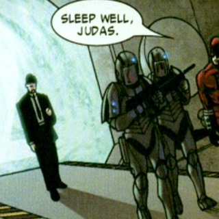 Sleep Well Judas - A Tony Stark Civil War Playlist