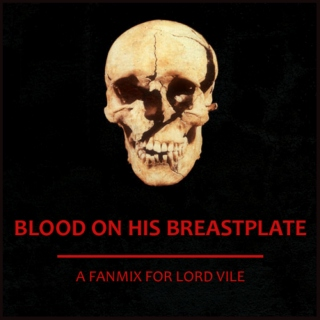 Blood On His Breastplate