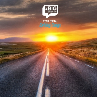 Top Ten: Driving Songs