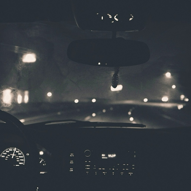 late night car rides