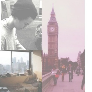 London with Harry