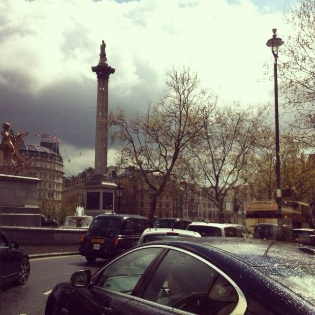 how lovely was london