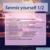 fanmix yourself 1/2