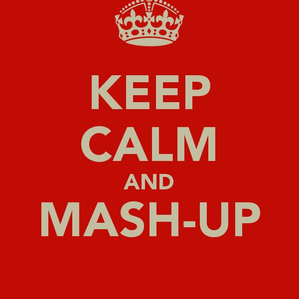 Keep Calm And Mash-Up