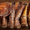 Cowboy Boots, Southern Roots