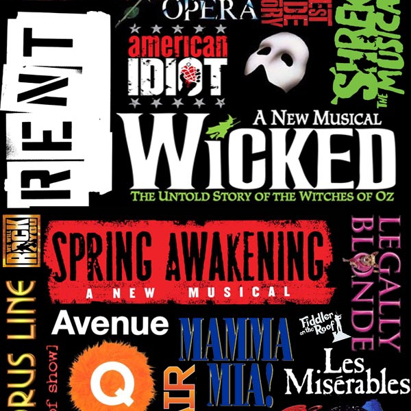 GET CLASSED ON Musicals and Broadway!