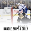 Dangle, Snipe, and Celly