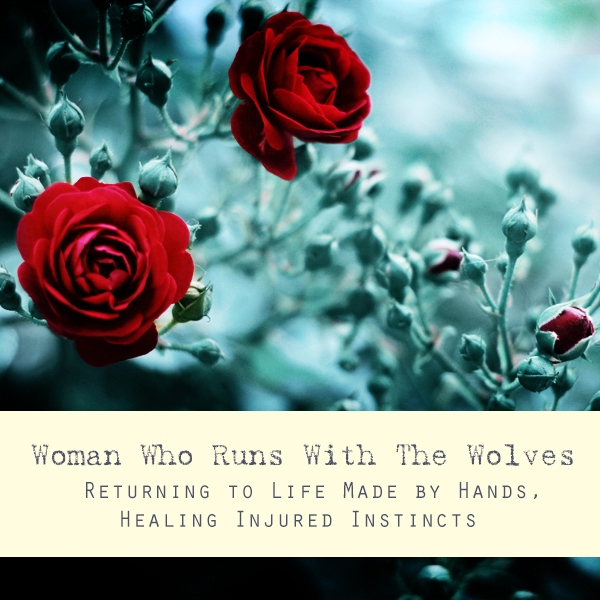 Woman Who Runs With The Wolves