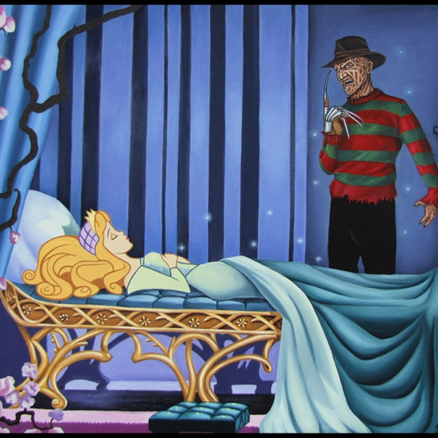 ♡ sleeping with freddy krueger ♡