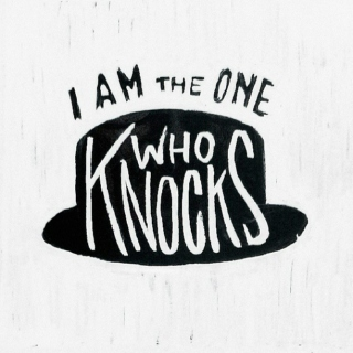 Knock Knock/ Who's There?