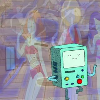 BMO's Bikini Babes Dance Party Playlist
