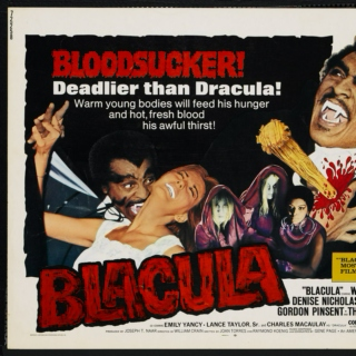 Blacula Did the Dirty Dog Funk