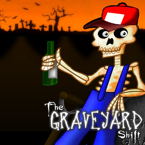 The Graveyard Shift - 280 Halloween Songs
