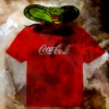 Coca-Cola T-shirt & The Snake