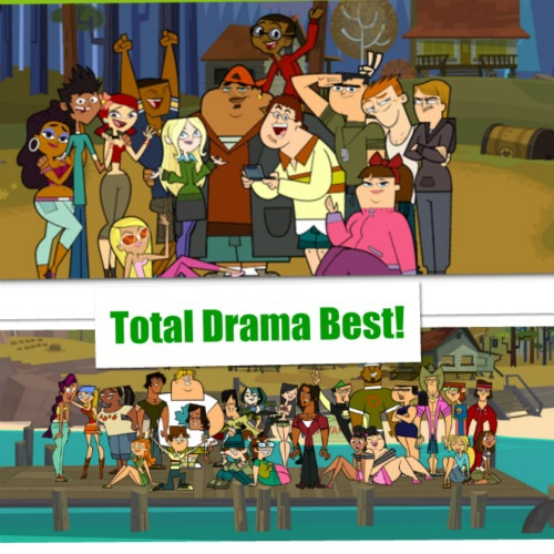 Total Drama iPods
