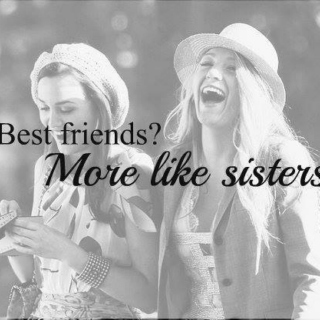 Thanks for being my unbiological sister <3