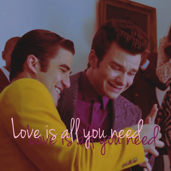 love is all you need ~ a klaine proposal fanmix