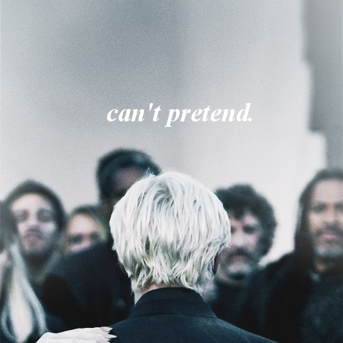 can't pretend // Draco Malfoy fanmix