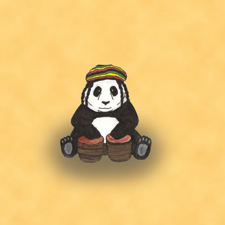 The Good Vibes Panda EXTENDED!!!!!!!!!