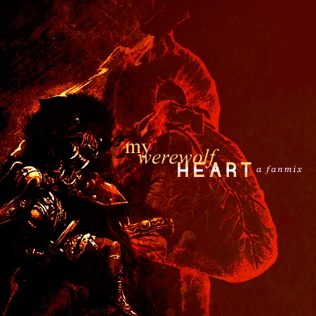 my Werewolf heart