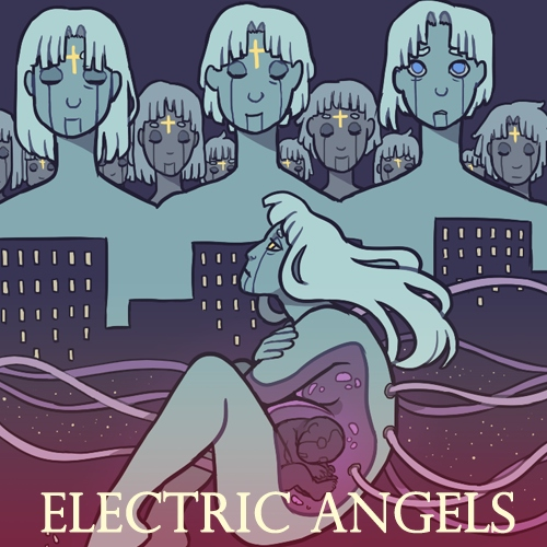 ELECTRIC ANGELS (scifi-verse)