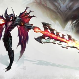 League of Legends Music Aatrox
