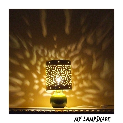 BRING YOUR OWN LAMPSHADE