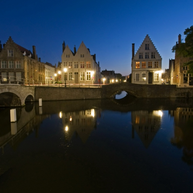 """""""I'm getting to like Bruges now..."""